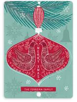 Retro Christmas Ornament