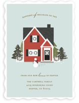 The Little Christmas House