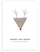 Triangle Reindeer