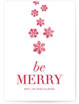 Merry Flurry by Lauren Chism