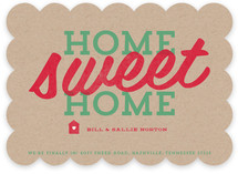 Home *Sweet* Home
