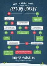 Feeling Jolly? Holiday Non-Photo Cards