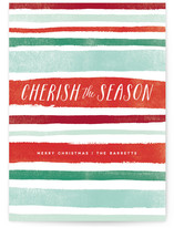 Cherish The Season