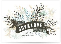 Joy and Love Wreath