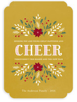 Holly Flourished Cheer