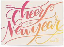 Cheers Calligraphy