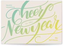 Cheers Calligraphy