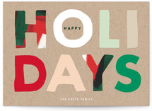 Colorful Holidays