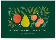 fruitful new year