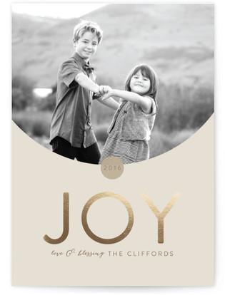Simplest Joy New Year's Photo...