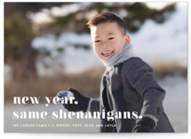 New Year, Same Shenanig... by Olivia Goree