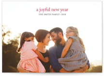 a joyful new year