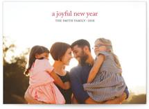 a joyful new year