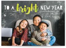 Bright happy Year