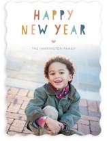 Heart Happy New Year