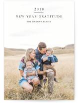 New Year Gratitude