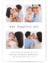 Our happiest yet