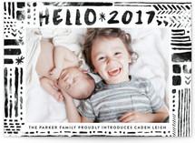 Geometric Hello 2017
