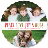 Peace Love Joy Hugs