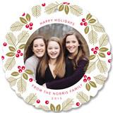 Merry Wreath by Kimberly FitzSimons