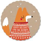 Christmas Fox