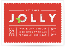 Let's Get Jolly by Snow and Ivy