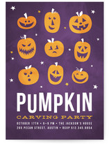 Pumpkin Party by Susan Asbill