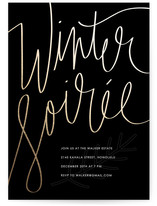Winter Soiree by guess what?