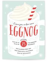 Warm Eggnog