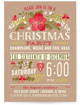 Christmas Party by Bonjour Paper