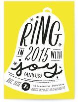 Ringing In The Year by Frooted Design