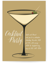Cocktail Anyone? Holiday Party Invitations