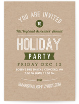 Corporate Holiday Party