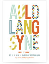 Auld Lang Syne by JeAnna Casper