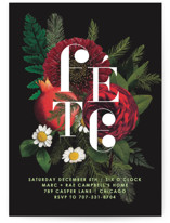 Floral Fete by Baumbirdy