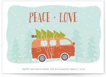 Christmas Peace Van