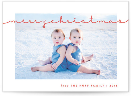 Gallery Frame Holiday Postcards