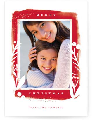 Merry and Joyful Holiday Postcards