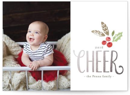 Modern Cheer Holiday Postcards