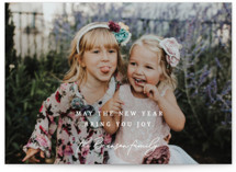 New Year Joys by Bonjour Berry