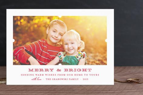 Notch Holiday Postcards