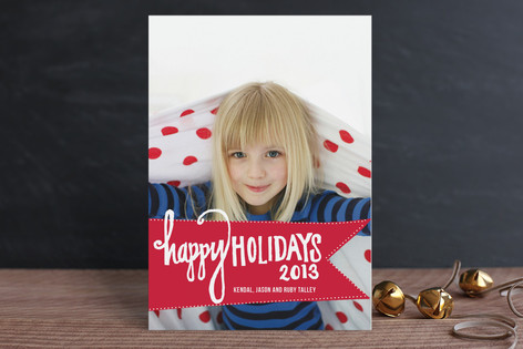 Varsity Holiday Postcards