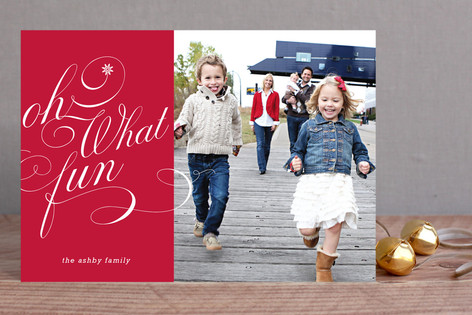 Ton of Fun Holiday Postcards