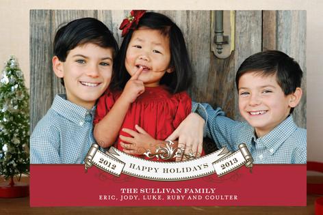 Celebration Holiday Postcards