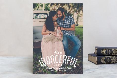 A Wonderful Life Holiday Postcards