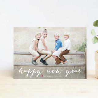 Simple Joy Holiday Postcards