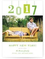 New Year Gift Tag