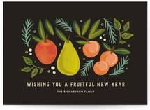 fruitful new year