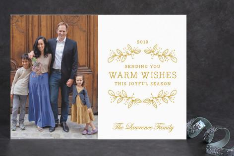 Joyful Season Holiday Postcards