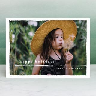 chiffon Holiday Postcards